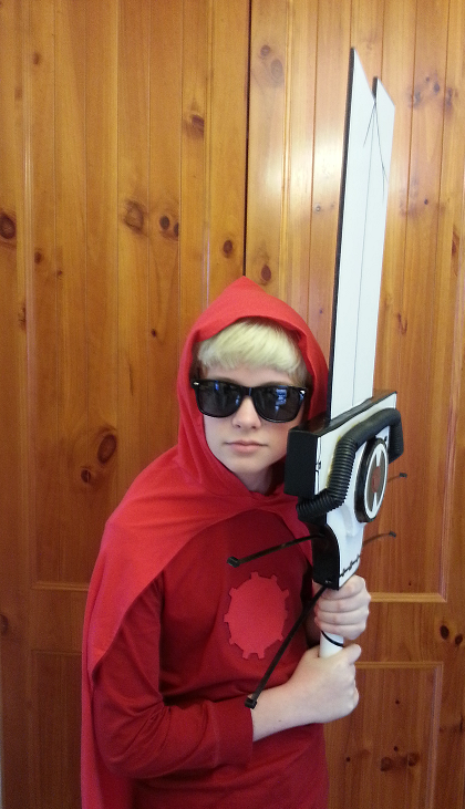 GT Dave Strider Cosplay - COMPLETED by GMYumil