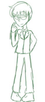 Sketch Request 4- Elliot