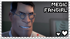 Team Fortress 2: Medic Fangirl by smol-panda