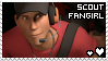 Team Fortress 2: Scout Fangirl by smol-panda