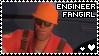 Team Fortress 2: Engineer Fangirl by smol-panda