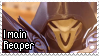 Overwatch: Reaper Main by smol-panda