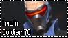 Overwatch: Soldier 76 Main