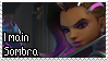 Overwatch: Sombra Main by smol-panda