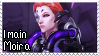 Overwatch: Moira Main by smol-panda