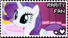 rarity fan stamp by smol-panda