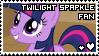 twilight sparkle fan stamp by smol-panda