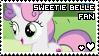 sweetie belle fan by smol-panda