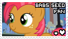 babs seed fan by smol-panda