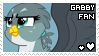gabby fan stamp by smol-panda