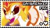 daybreaker fan stamp by smol-panda