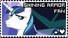 shining armor fan stamp by smol-panda