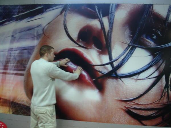 I Love Big Lips by jschneebs