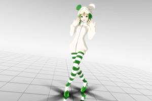 Mouse Gumi by love-angel-sugar