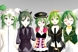 Gumi Fever :D!! by love-angel-sugar