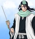 Kuchiki Byakuya : Taicho of 6-Th Division