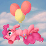 Pinkie balloon... thingy...