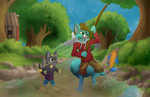 The Tiny Forest (Commission)