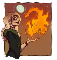 Fire by Heir0fSlytherin