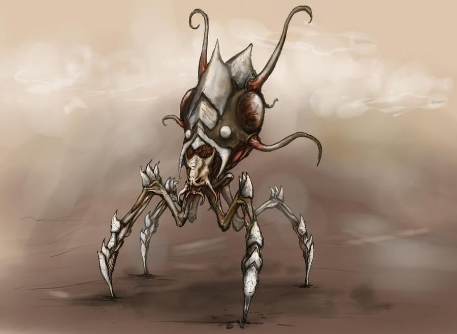 Terran nightmare