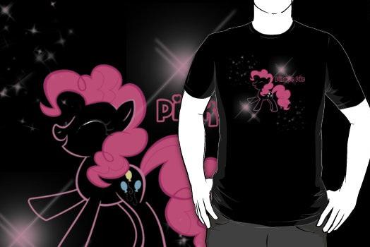 Pinkie Pie by NomiShirts