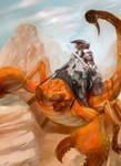 Kobold dragon knight