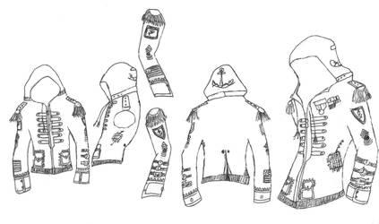 Hoodie Design by P40-Warhawk