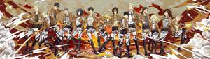 14 of Attack on Titan