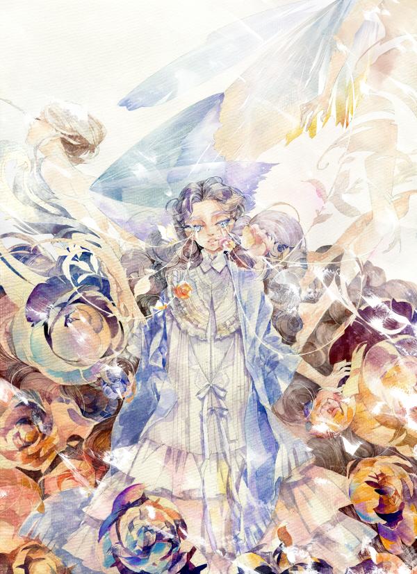 fairies of sight by ASingleGiraffe