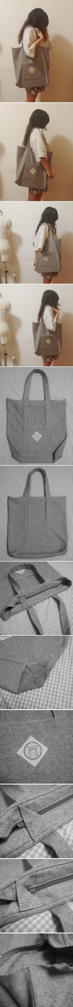 shoulder bag by ASingleGiraffe