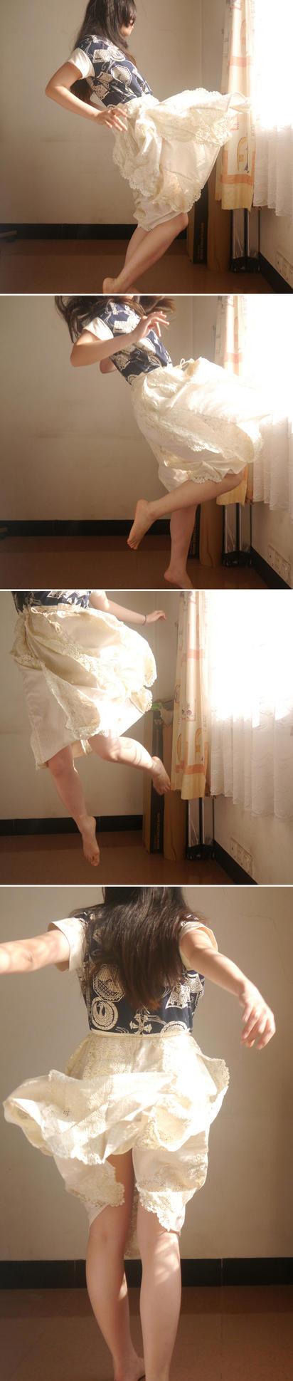 a dress by ASingleGiraffe