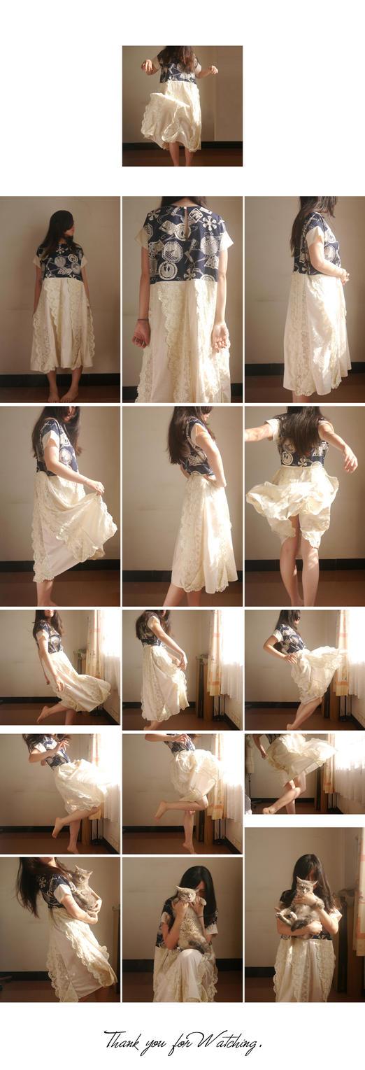 complete photos of the dress by ASingleGiraffe