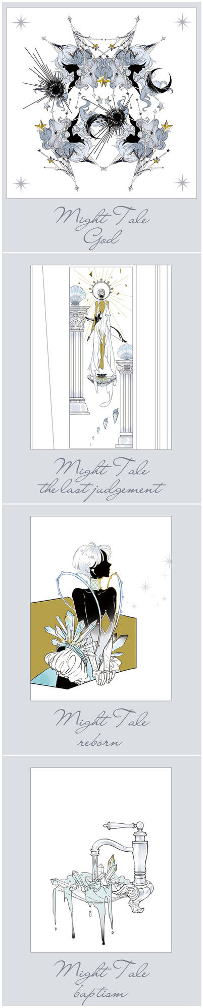 Part Of Midnight Tale