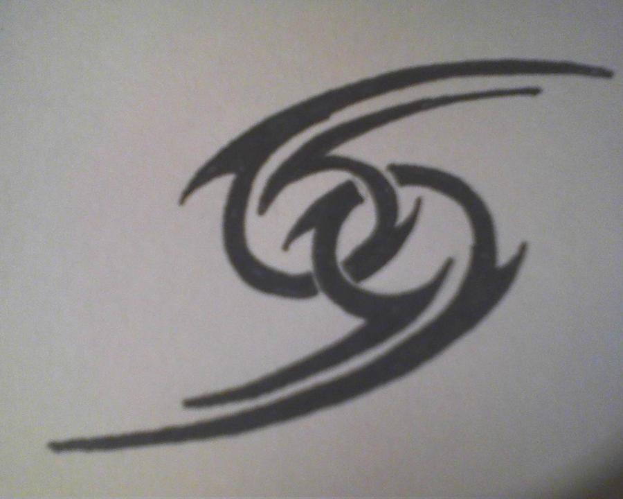 tribal cancer zodiac by havardrthewarrior on deviantart. Black Bedroom Furniture Sets. Home Design Ideas