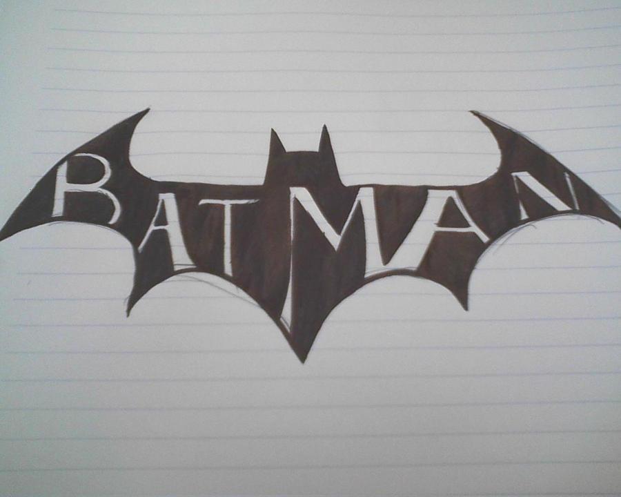 Batman Arkham Asylum Symbol By Havardrthewarrior On Deviantart