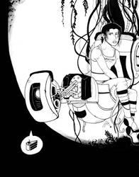 Portal 2 by miluette