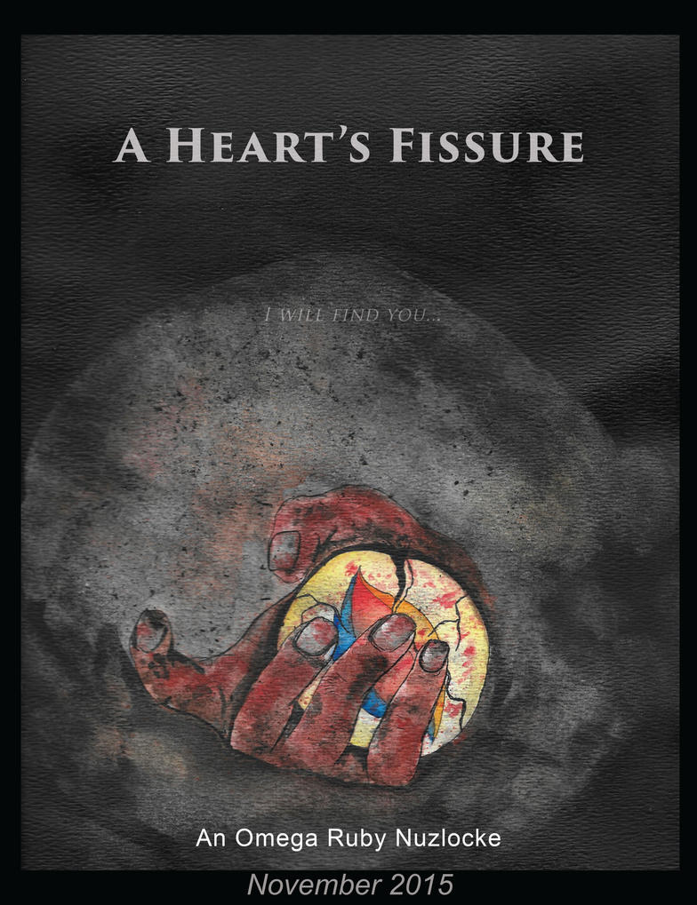 A Heart's Fissure: Cover by Flames-Flare