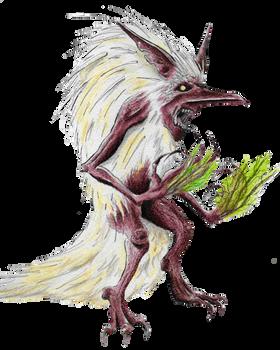 Pokemon Community Collab - Shiftry (Shiny)