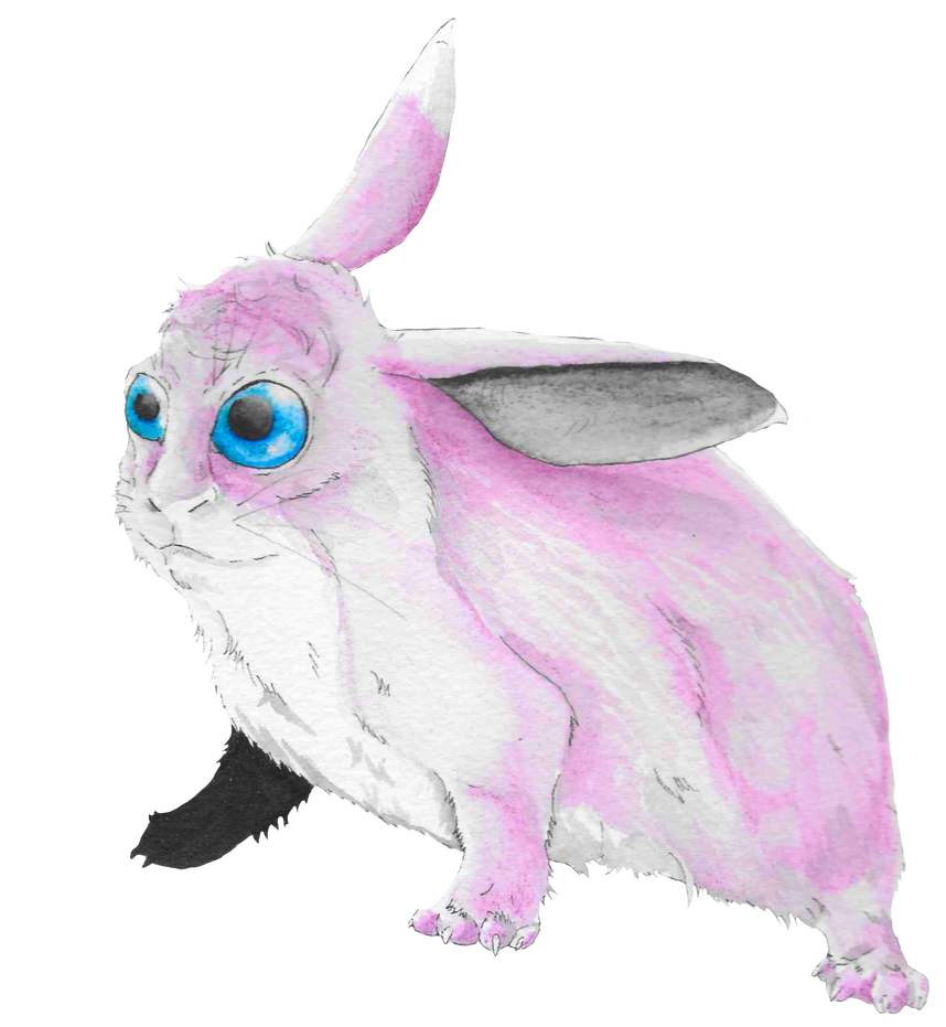 Pokemon Community Collab - Wigglytuff by Flames-Flare