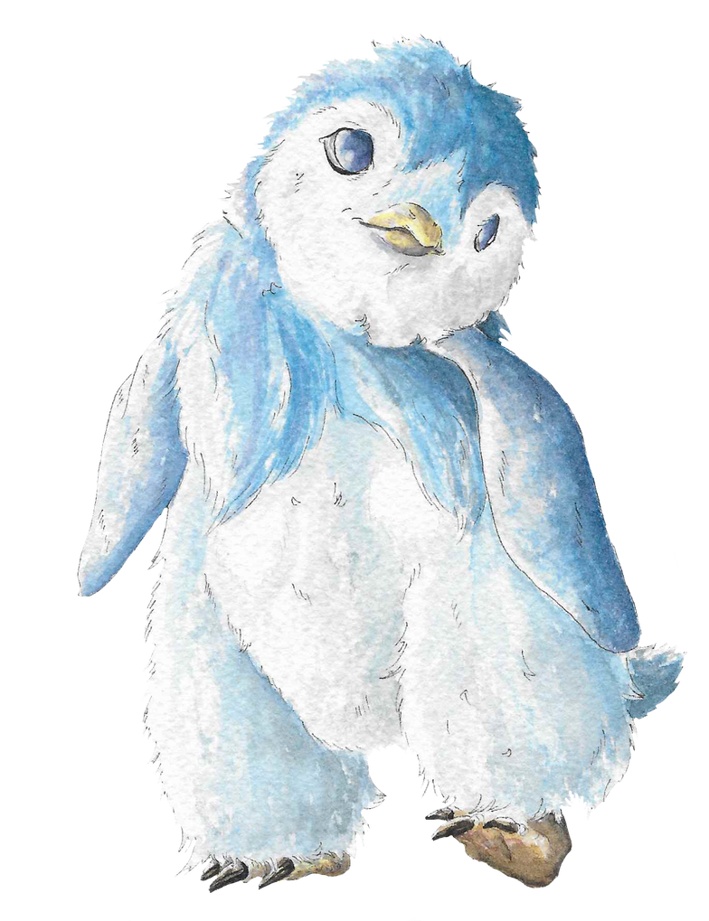 Pokemon Community Collab - Piplup by Flames-Flare