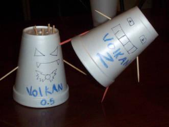 volcan z attack by peloshine