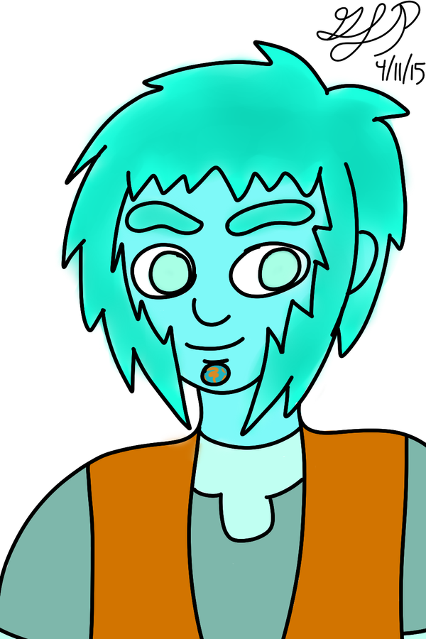 Turquoise by lawliet29