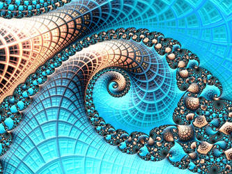 This Fractal Under Construction by BlueDisciple