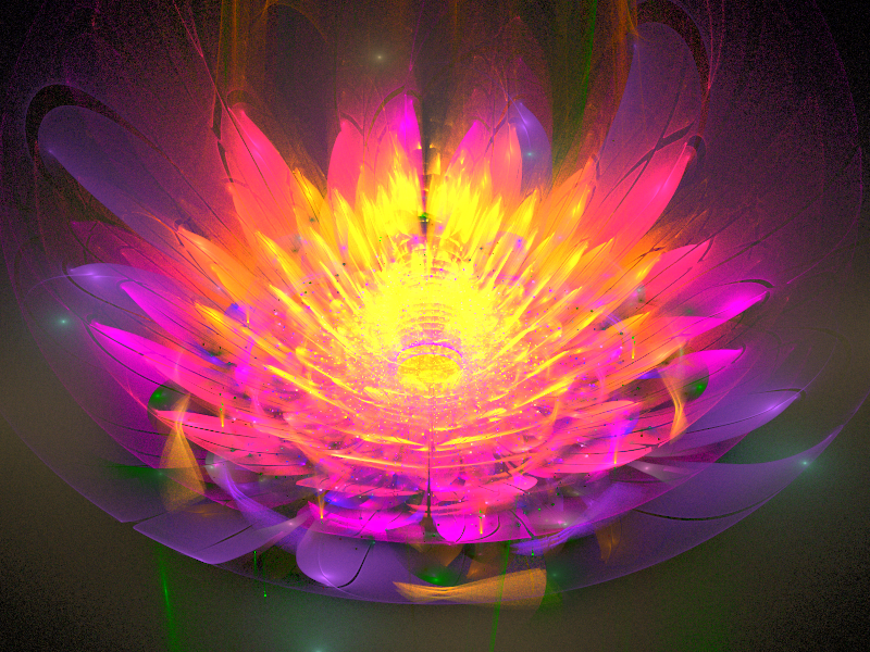 Burning Lotus by BlueDisciple