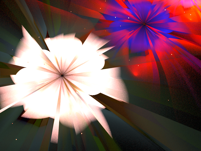Another Floral Derangement by BlueDisciple