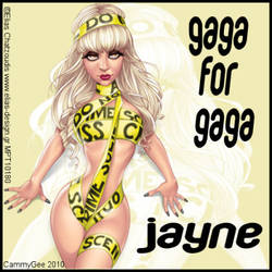 Gaga for Gaga by BigFundamental21