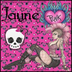 Pretty In Punk by BigFundamental21