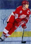 Steve Yzerman - Detroit Red Wings