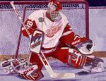 Dominik Hasek - 2002 Stanley Cup
