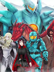 RWBY - Warriors Of Remnant